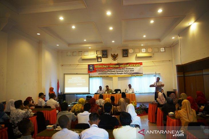 Kesbangpol Babel ingatkan netralitas ASN pada Pilkada 2020