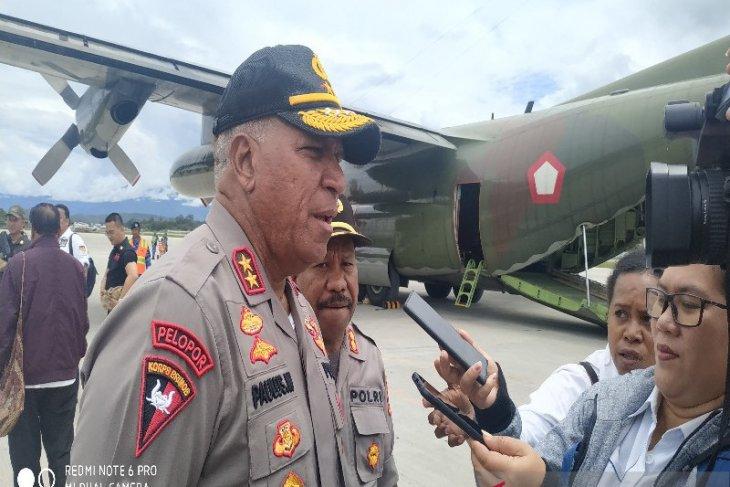 Kapolda Papua: Ada indikasi KKB ingin gagalkan pelaksanaan PON