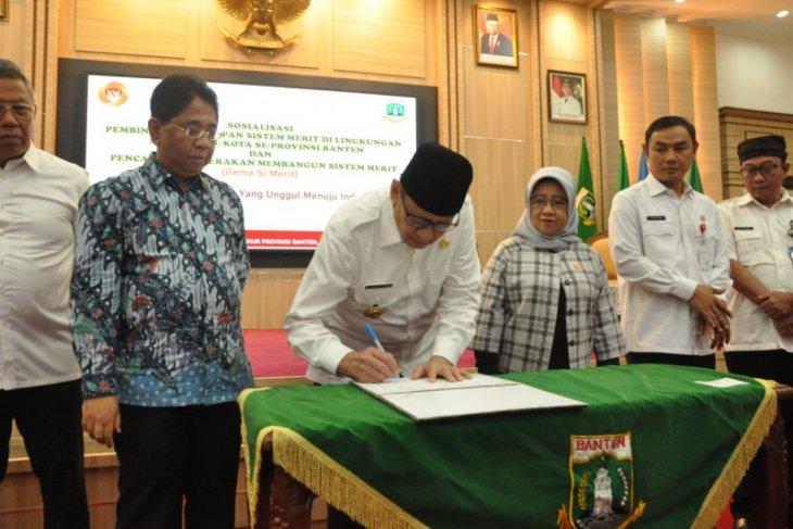 KASN ingin jadikan Provinsi Banten percontohan manajemen ASN sistem merit