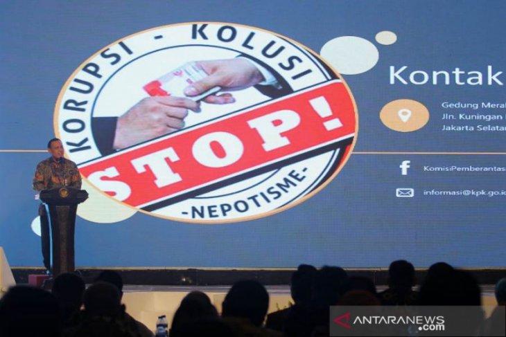 Ketua KPK: Kepala daerah jangan sediakan amplop kosong di ruang kerja