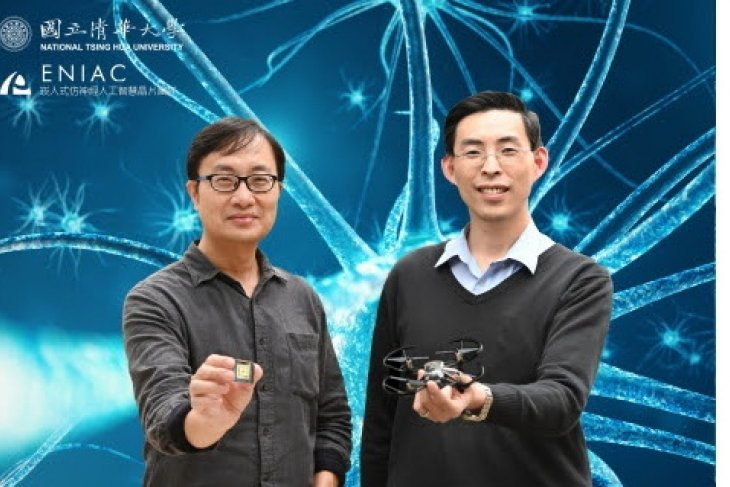 NTHU research team teaches drone to fly like an insect