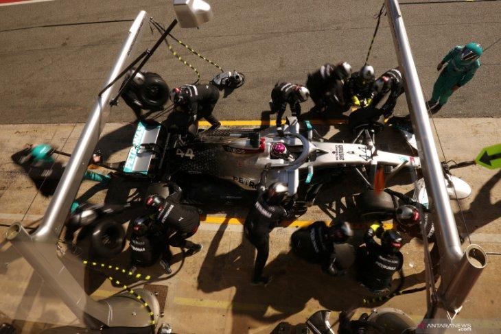 Mercedes bidik jejak karbon nol