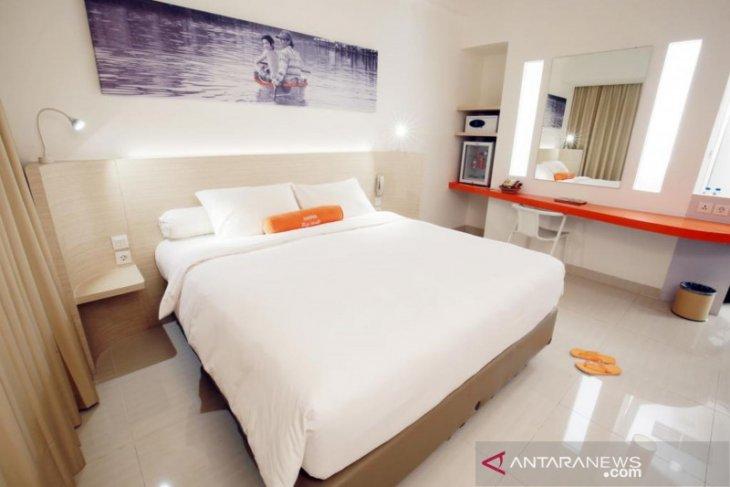 Tingkat hunian kamar hotel berbintang  di Kaltim 50,84 persen