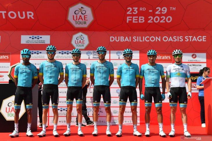 Tim Astana pastikan absen membalap hingga 20 Maret