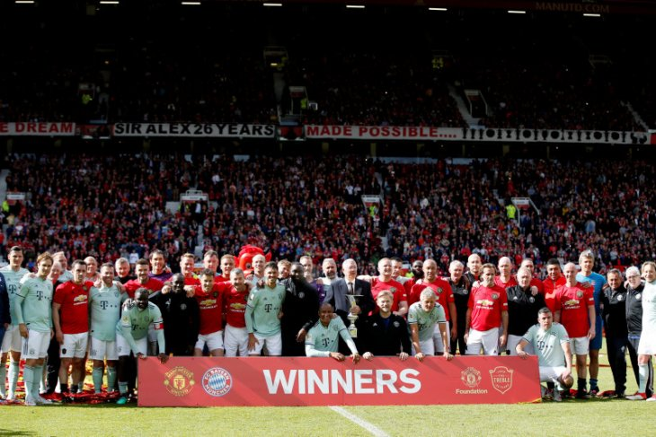 Solksjaer kini berani sesumbar treble Manchester United mustahil terulang
