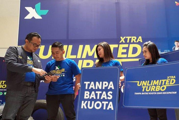 Peluncuran fitur Xtra Unlimited Turbo