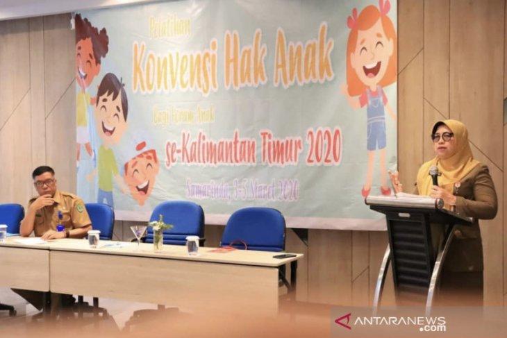 DKP3A Kaltim dorong terbentuknya forum anak