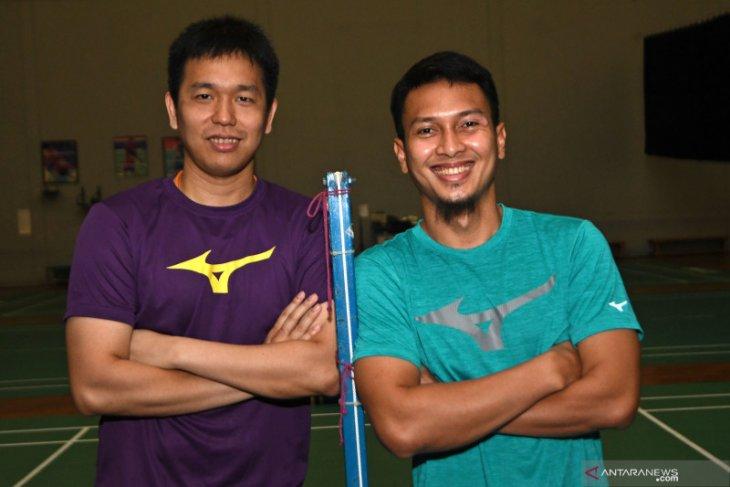 Pebulu tangkis Hendra Setiawan idolakan Tony Gunawan