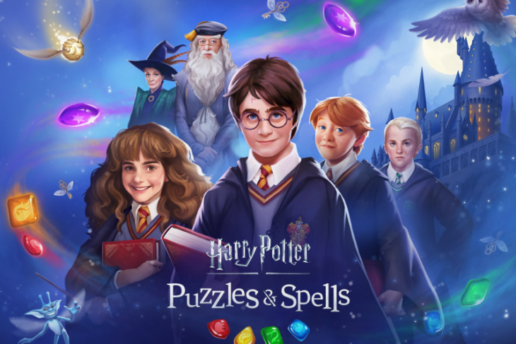 Zynga announces Harry Potter: Puzzles & Spells, a magical match-3 mobile game
