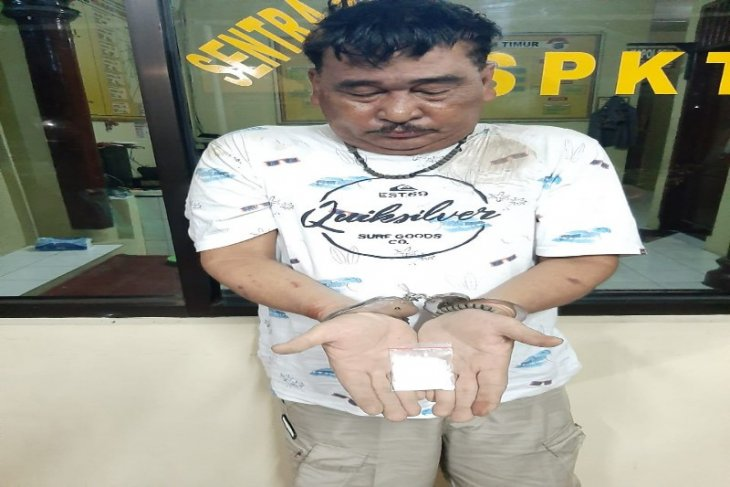 Polisi Binjai Timur tangkap pecatan polisi yang jadi bandar sabu-sabu