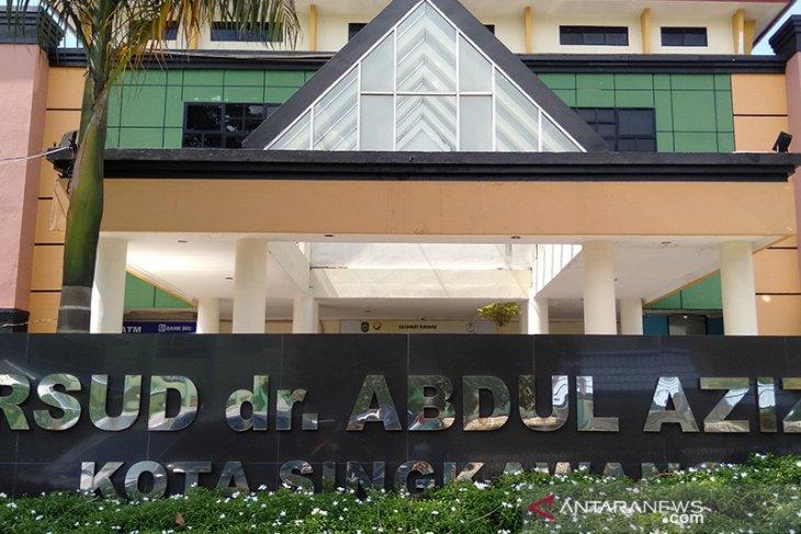 Satu PDP COVID-19 di Singkawang meninggal