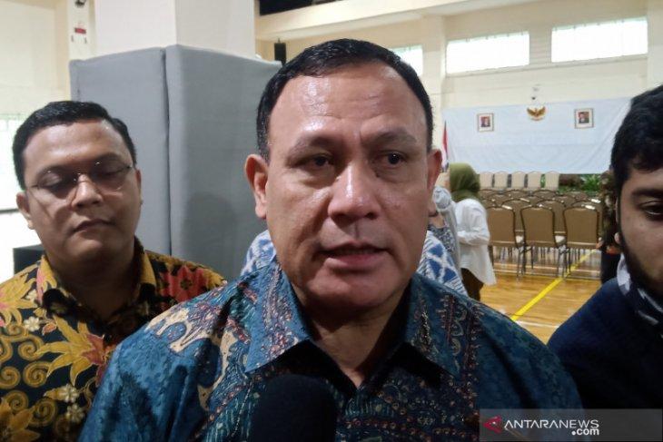 Ketua KPK Firli Bahuri: giat OTT tinggal menunggu waktu
