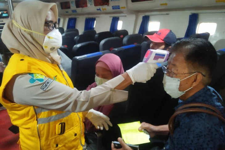 Indonesia urged to install thermal scanners at all departure terminals