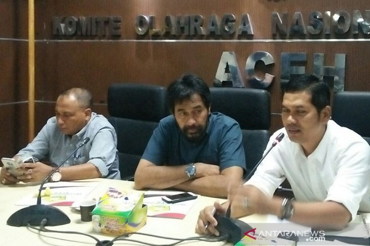 KONI Aceh fokuskan persiapan atlet hadapi PON Papua