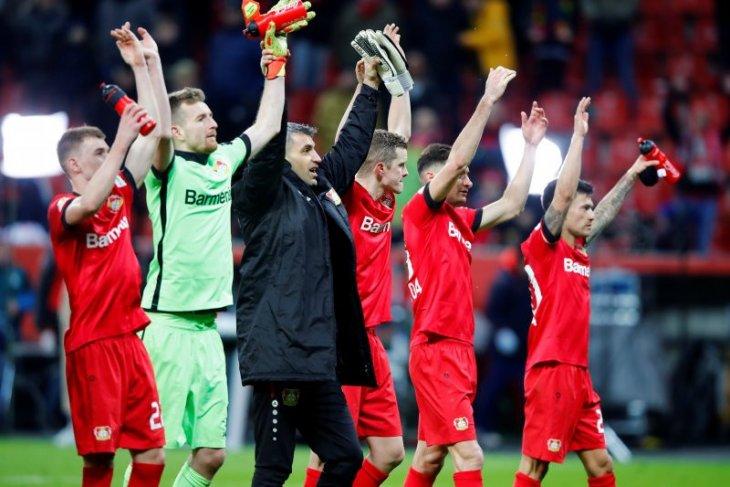 Leverkusen melenggang ke semifinal Piala Jerman
