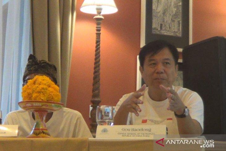 Konsul China : Tingkat kematian COVID-19 di Tiongkok sudah terkendali
