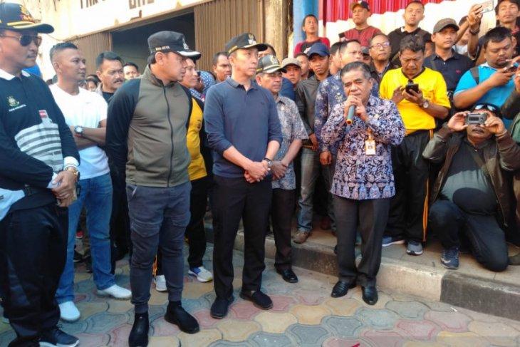 Pemkot Bogor akhirnya penuhi aspirasi PKL untuk tunda relokasi
