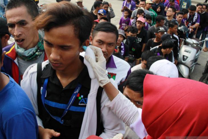 Persita Tangerang tahan imbang PSM 1-1