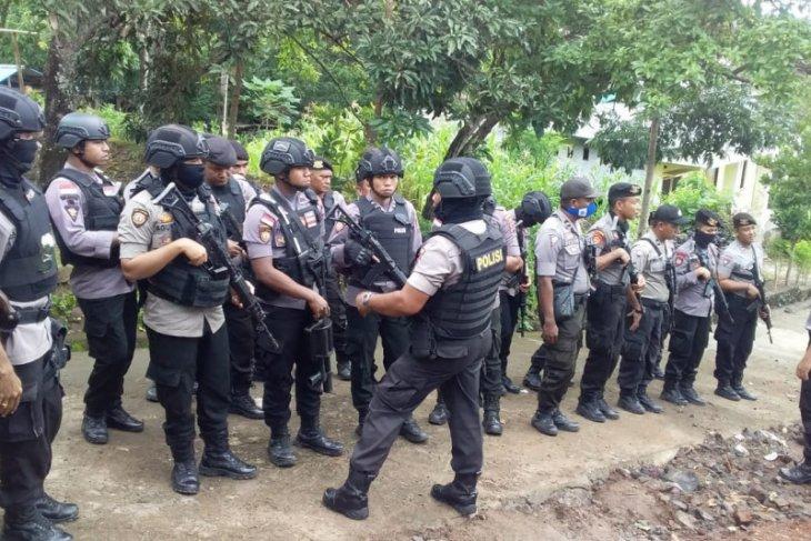 Redam konflik antarsuku, ratusan personel BKO dikirim ke Adonara