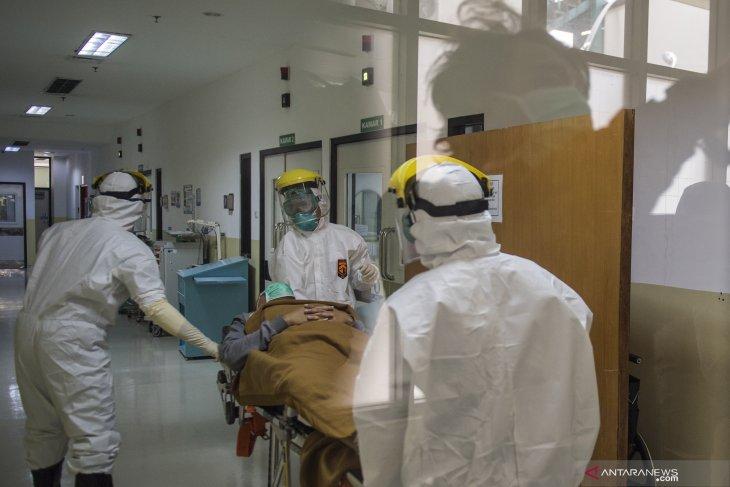 50 tenaga medis dilaporkan terinfeksi COVID-19