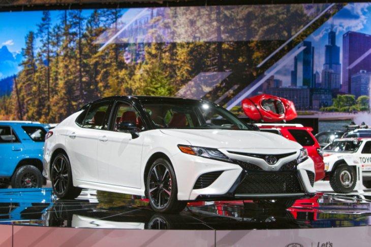 Toyota tarik jutaan kendaraan karena masalah pompa bahan bakar