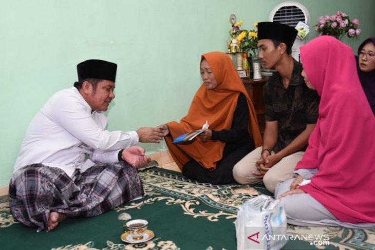 Gubernur Sumsel: Almarhum Serka Iskandar Zulkarnain korban terinjak gajah adalah pahlawan