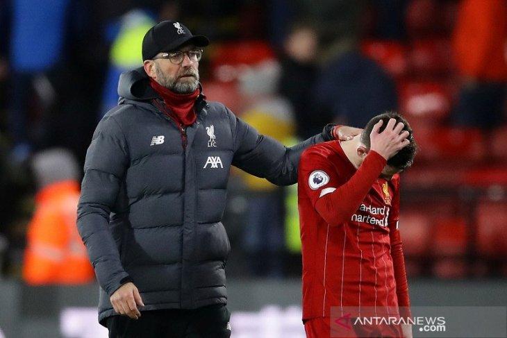 Klopp akui corona pengaruhi persiapan Liverpool kontra Atletico Madrid