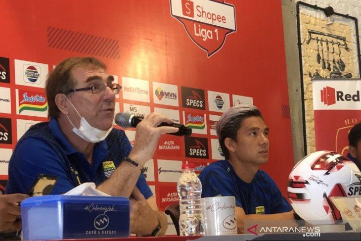 Rencana Liga 1 digelar 1 Februari, Pelatih Persib sebut tak rasional