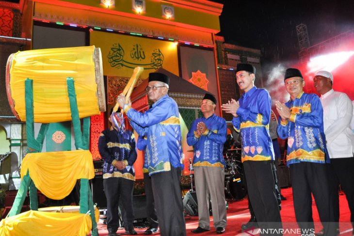 Bupati : MTQ sarana perkuat Ukhuwah Islamiah