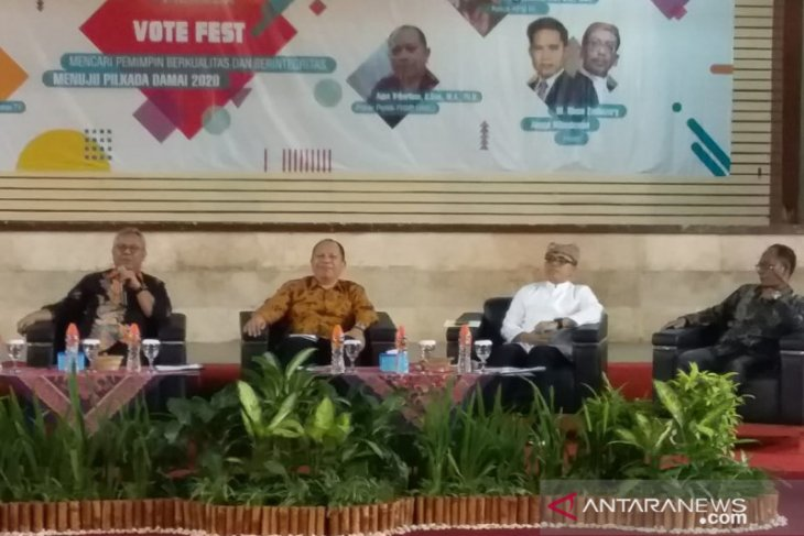 270 regions ready to implement regional head elections : KPU