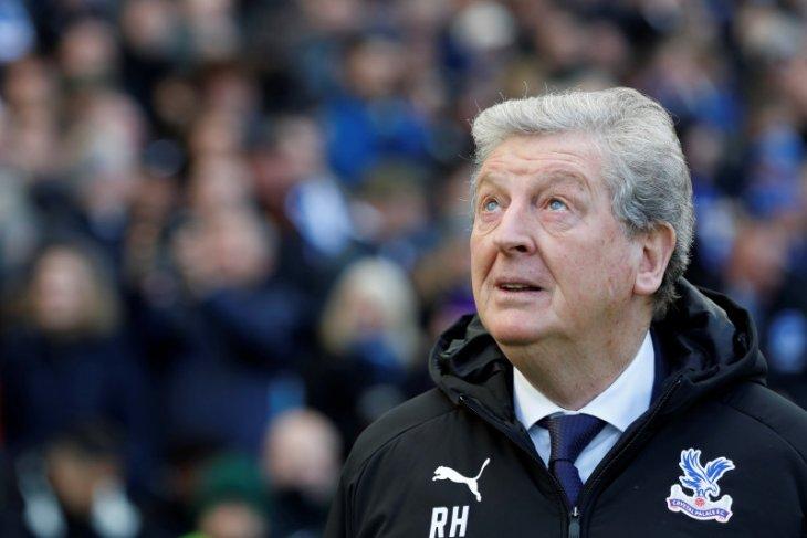Hodgson bangga dengan disiplin pemain Palace setelah tumbangkan Fulham