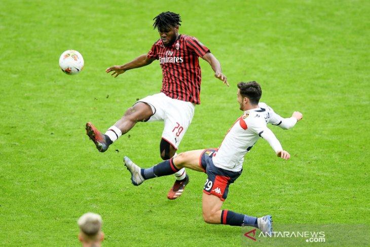 Setelah lockdown di Italia, Inter dan AC Milan kembali berlatih