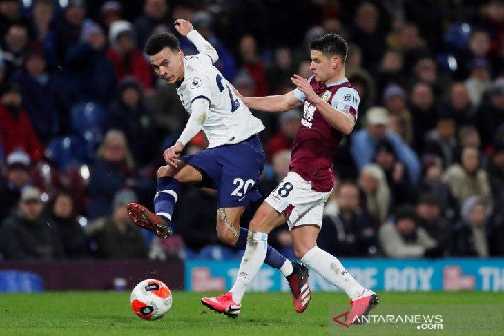 Tottenham dan Burnley hanya berbagi satu poin