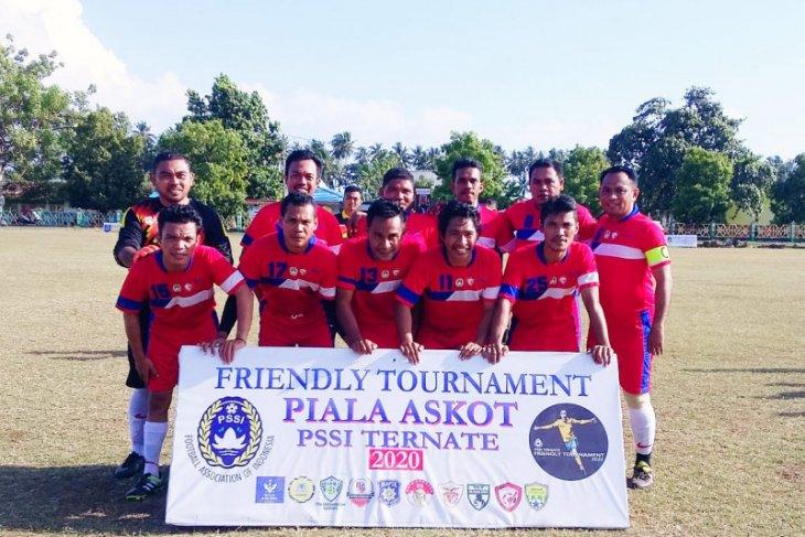 Jurnalis FC melaju di turnamen Piala Askot PSSI Ternate