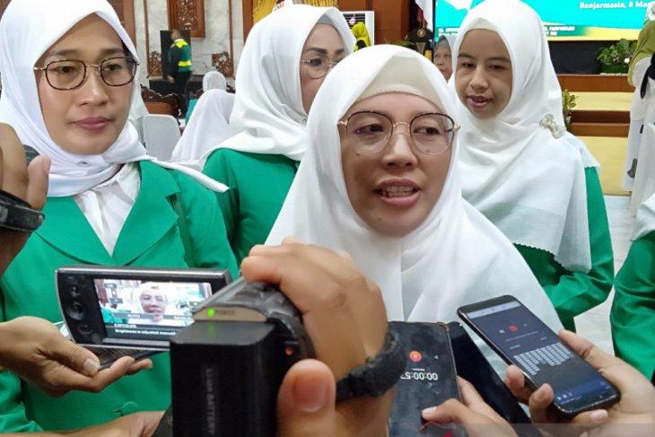 Hj Hilyah Aulia: besar diorganisasi sebagai muslimah NU