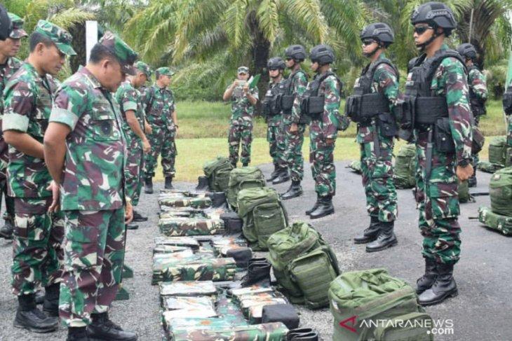Personel Satgas Pamtas RI-Malaysia disiapkan jadi pengajar