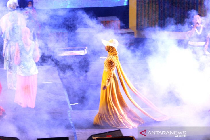 Puncak Banjarmasin Sasirangan Festival 2020