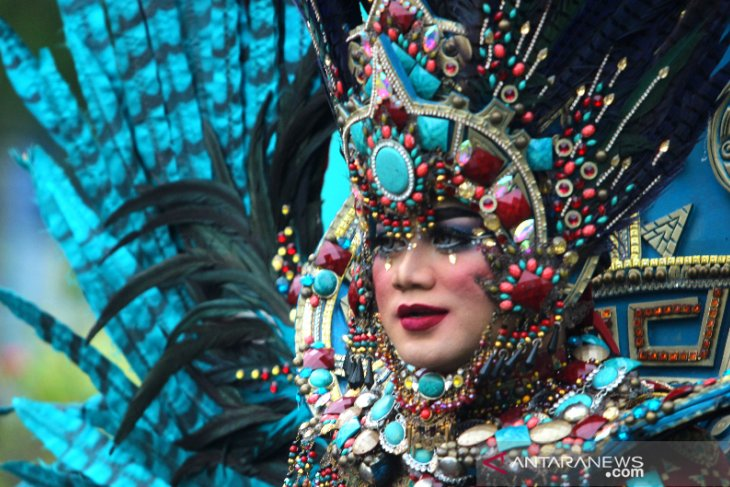 Jember Fashion Carnaval Di BSF 2020