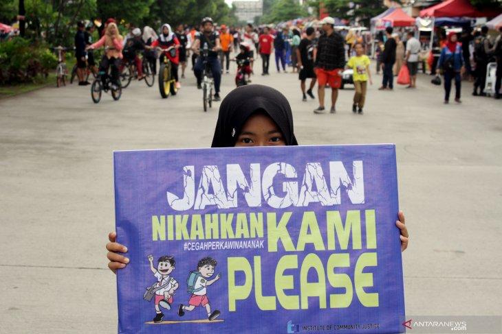Pemerintah lakukan berbagai upaya cegah perkawinan anak