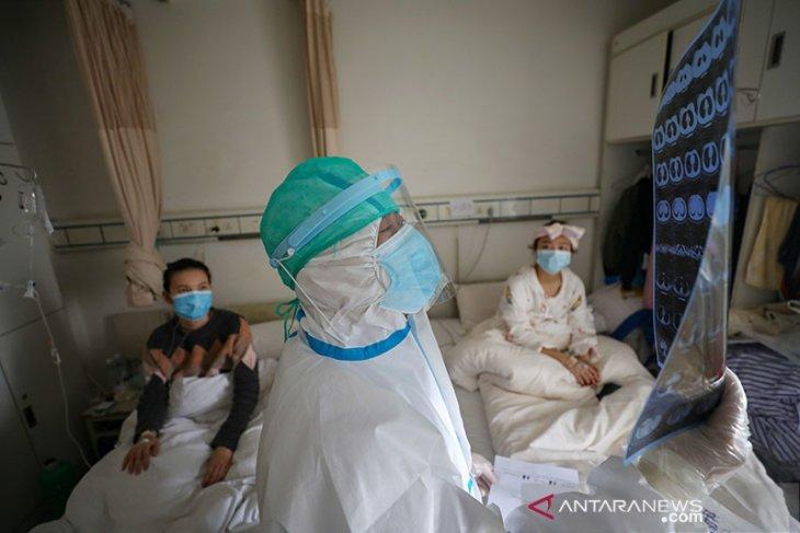 COVID-19 terkendali, tim medis mulai ditarik dari Hubei
