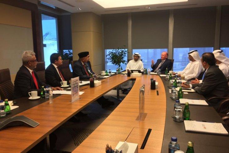 Perusahaan Asal Abu Dhabi tertarik berinvestasi non migas di Aceh