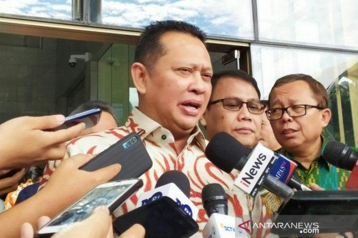 Ketua MPR RI Bambang Soesatyo dukung KPK awasi ketat dana bantuan tangani COVID-19