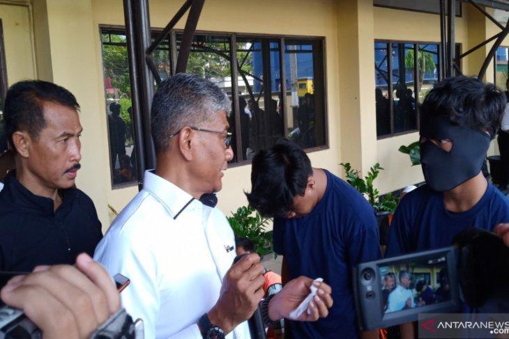 Remaja 16 tahun bawa 4,97 Kg sabu-sabu ke Banjarmasin