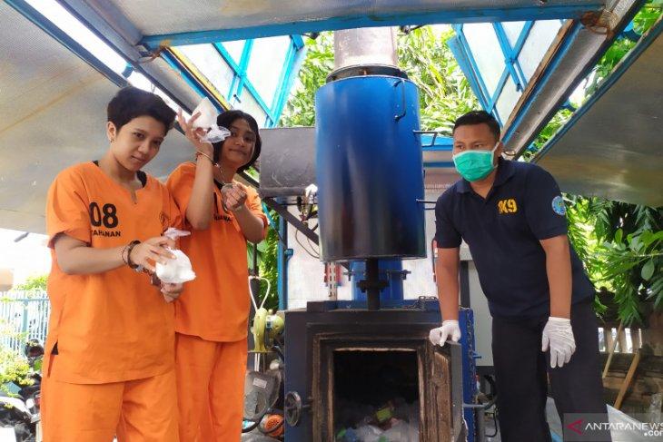 BNNP Bali hancurkan 1,7 kg sabu dan 741 butir ekstasi