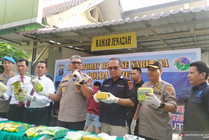 Dua perwira Polsek Hamparan Perak akan dipidana terkait narkoba
