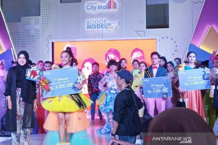 'Bogor Model Star 2020' ajang lahirkan model profesional