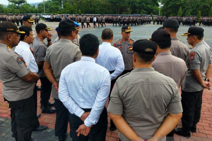 Kapolda seluruh personil Polri di Maluku harus tingkatkan disiplin