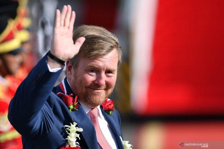 Raja Belanda sampaikan penyesalan dan permohonan maaf kepada Indonesia