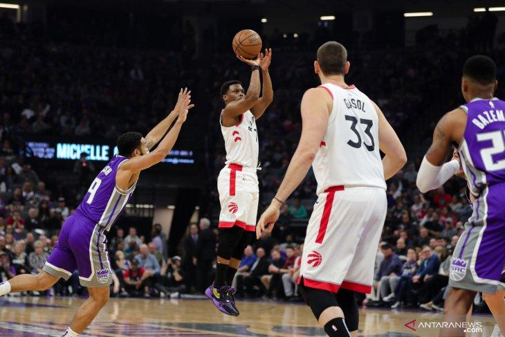 Toronto Raptors mulai kembali latihan pada Senin