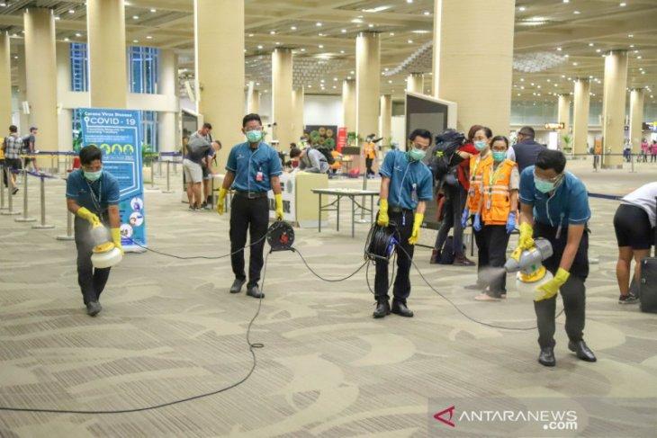 Bandara Ngurah Rai terapkan jalur khusus antisipasi COVID-19